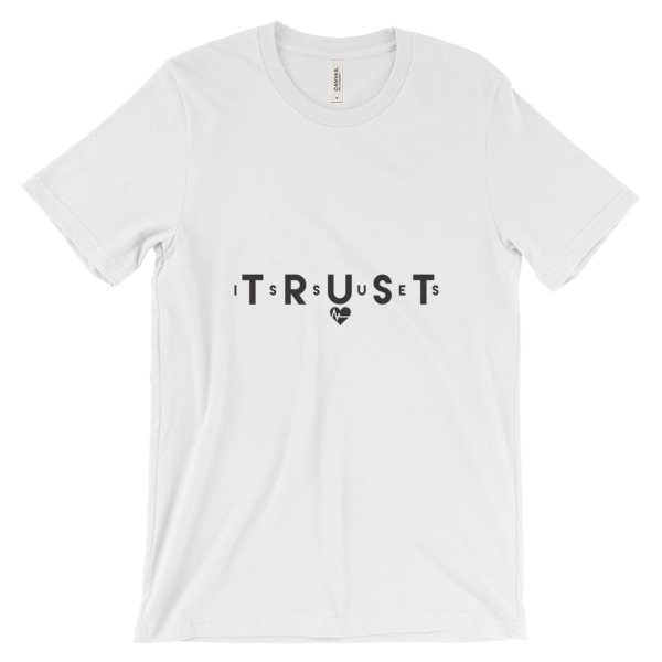 Trust Issues- Unisex short sleeve t-shirt
